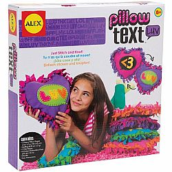 Pillow Text - LUV