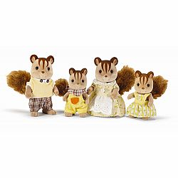 HAZELNUT CHIPMUNK FAMILY CALICO CRITERS