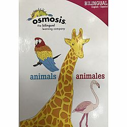 Animals - Animales Interactive Book Bilingual
