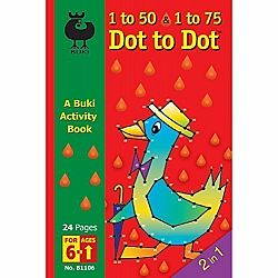Dot to Dot Buki Book Med