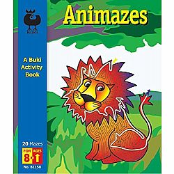 Animazes Buki Book Large