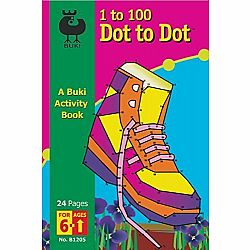 Dot to Dot Shoe Buki Book Med