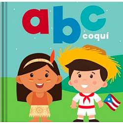 ABC COQUI BOOK