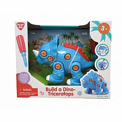 BUILD A DINO TRICERATOPS