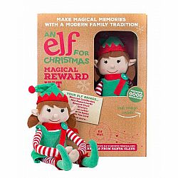 AN ELF FOR CHRITMAS GIRL