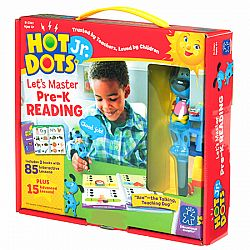 HOT DOTS LETS MASTER PRE K READING