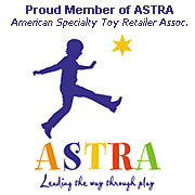 Proud Member of ASTRA