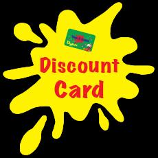 07 Discount Card